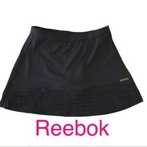 Reebok Black Running Tennis Skort Size M Medium